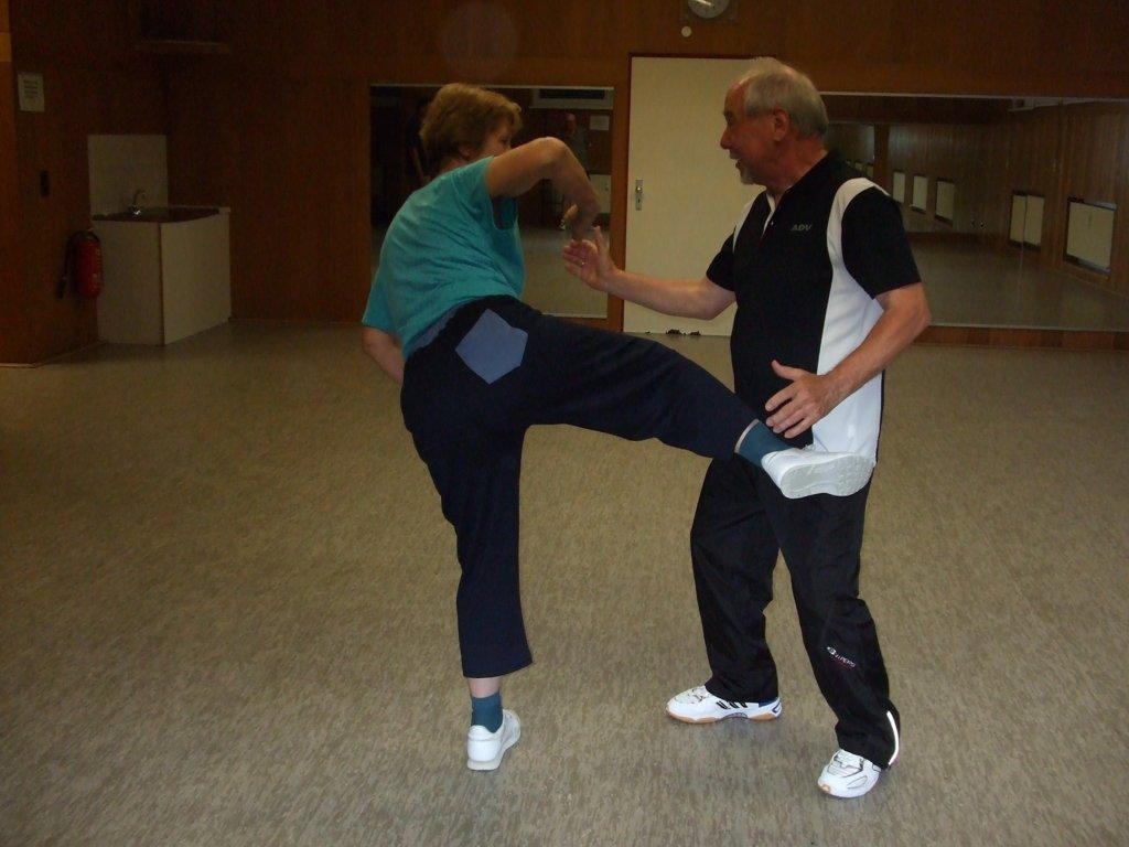 SeniorenSV Training